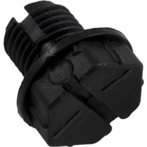 "715-1201, 715-1201B,  3/8"", black, Drain, Plug, Waterway, 319-3250 , 361706 , 5039-001 , 603225 , 614270 , 715-1001 , 715-1020 , 715-5090 , 7151201 , 760-1201 , 760-1201B , 7601201 , 806105065650 , 806105125262 , 806105125316 , PLUGLGPR , PLUGSMPR , WW7151201B , WWP-101-1201, Hi-Flo, BaquaPure, SVL56, SMF, Champion, Supreme, Defender, CSA, E-Series, E, Workman, Executive, Viper, Pumps, swimming, pool"