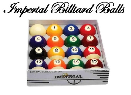 Standard Billiard Ball Set