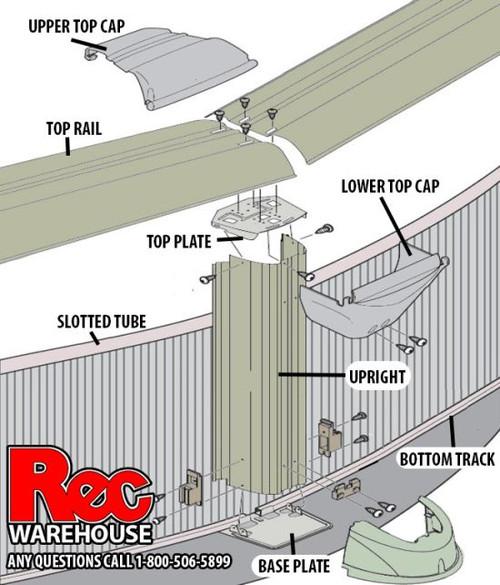 Top Rail - 1450360