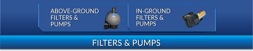 Pool Filters and Pumps