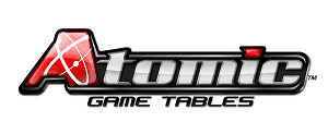 Atomic Foosball Tables - Atomic Table Models - Foosball Soccer