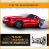 JPC- Tremec Magnum XL S197 Conversion Complete Kit