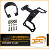 JPC- TH400 Crossmember and Driveshaft Loop (05-20)
