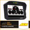 AEM- CD7 Dash W/ G meter  (Logging )