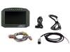 AEM- CD-5LG Carbon Logging & GPS-Enabled Flat Panel Digital Dash Display