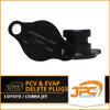 JPC- Coyote Cobra Jet Intake PCV & Evap Delete Plugs