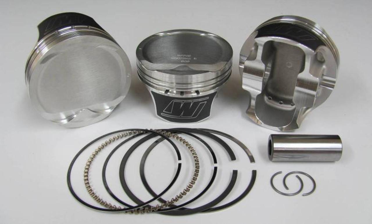 Wiseco- 5 0L Coyote Piston / Ring Kit +2cc Dome 11 0:1 Compression