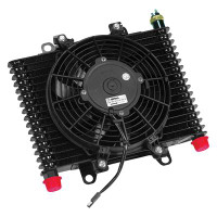 B&M- Hi-Tek Supercooler w/ Fan