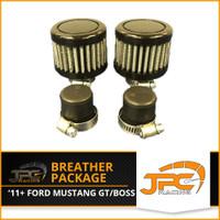 JPC- 2011+ GT/Boss Breather Package