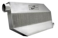 Procharger- Intercooler - 500hp - 2 Core - SAME SIDE