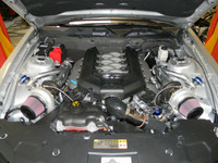 Hellion- 2011 - 2014 Mustang GT Twin Turbo (Tuner Kit)
