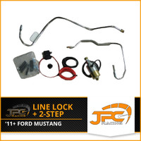 JPC- Track Package (2 Step & Line Lock) 2011+ Mustang GT/Boss