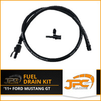 JPC- 2011-up Mustang GT Fuel Drain Kit