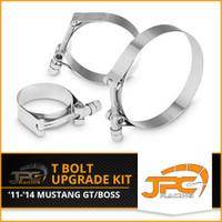 JPC- 2011-2014 GT/Boss T bolt Upgrade kit for Paxton Superchargers