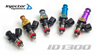 "Injector Dynamics- ""ID1300"" Fuel Injectors (86-10 Mustang)"
