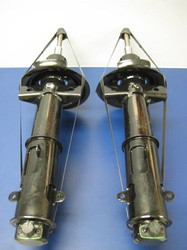 Strange Engineering- Adjustable Front Struts 2011-2014 GT & Boss