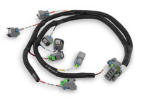 Holley- EFI Modular Injector Harness ( USCAR / EV6 )