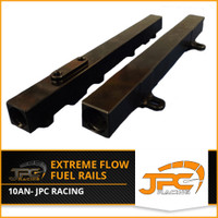 JPC- Extreme Flow Fuel Rails - 10an