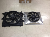 JPC- 2011-2014 Mustang GT Custom Electric Slim Fan
