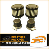 JPC- 2011+ GT/Boss Breather Package -BLACK