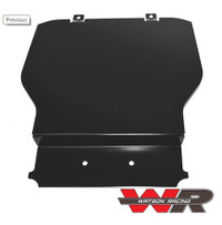 Watson- 2015+ Mustang Center Stack Panel Plain