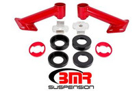 BMR- 2015-2017 Mustang Cradle Bushing Lockout Kit, Level 2