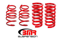 BMR- 2015-2017 Mustang Lowering Springs, Set Of 4, Drag Version
