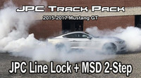 JPC- 2015-up Mustang GT Track Package (JPC Line Lock + MSD 2-Step)