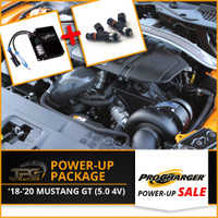 JPC- 2018-2020 Mustang GT Procharger Power UP