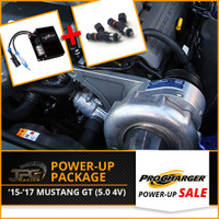 JPC- 2015-2017 Mustang GT Procharger Power Up