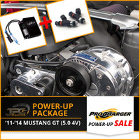 JPC- 2011-2014 Mustang GT Procharger Power UP
