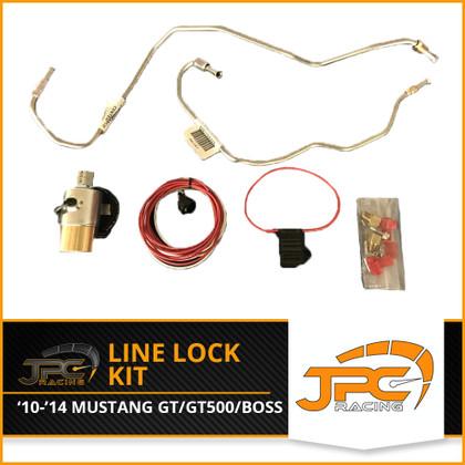 JPC- 2010-2014 Mustang GT/GT500/Boss Line Lock Kit
