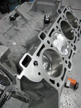 "JPC Racing - Built 5.0 ""Coyote"" Short Block Rated 1100 HP"