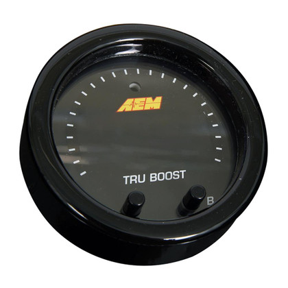 AEM- Tru-BoostX Gauge-Type Controller Kit