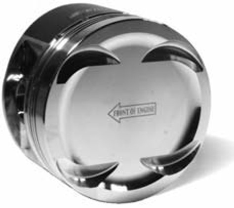 Manley- 5 0 Coyote 6 75cc Dome Pistons 11 5:1