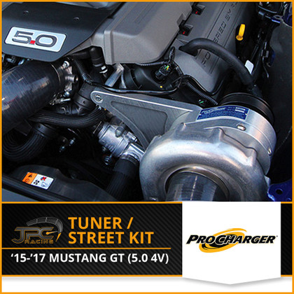 Procharger- 2015-2017 Mustang GT Stage II Intercooled Tuner Kit