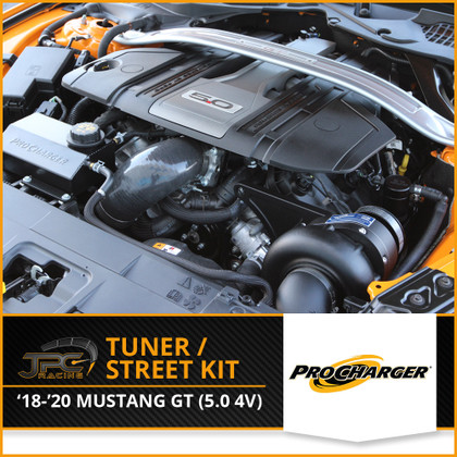 Procharger- 2018-2020 Mustang GT Stage II Intercooled Tuner Kit