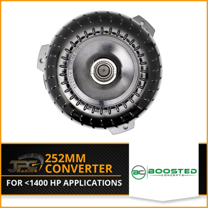 Boosted Concepts - 252mm Pro Street Converter (Diode, Turbo Spline)