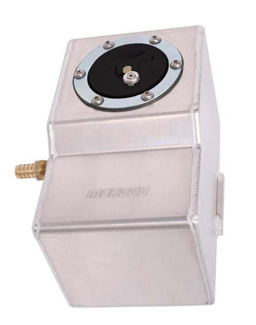 Moroso- Supercharger Coolant Tank 96-04 Mustang