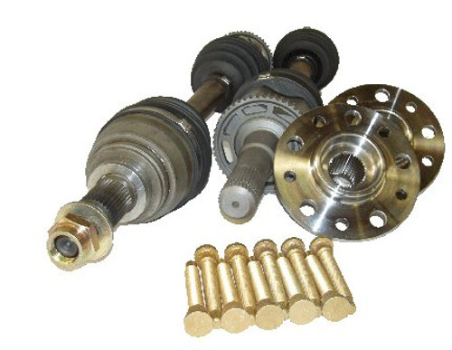 DSS- 03-04 Cobra 600HP Level 2 Direct Fit Complete Axles