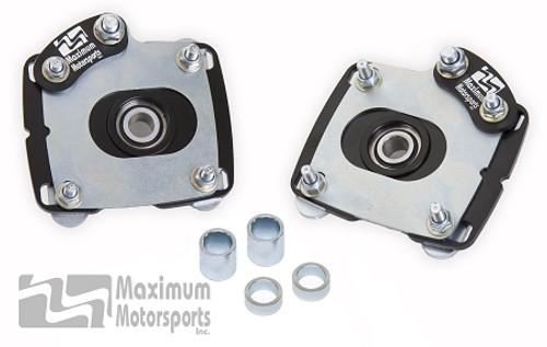 Maximum Motorsports- Mustang Caster Camber Plates (2011+ Mustang GT)