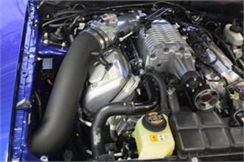 "JLT- 03-04 Cobra 12 ""HIGH BOOST"" CAI (Black Textured Plastic)"