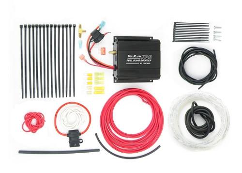 Vortech- Maxflow Fuel Pump Booster (Programmable) for 2011-2014 Mustang GT