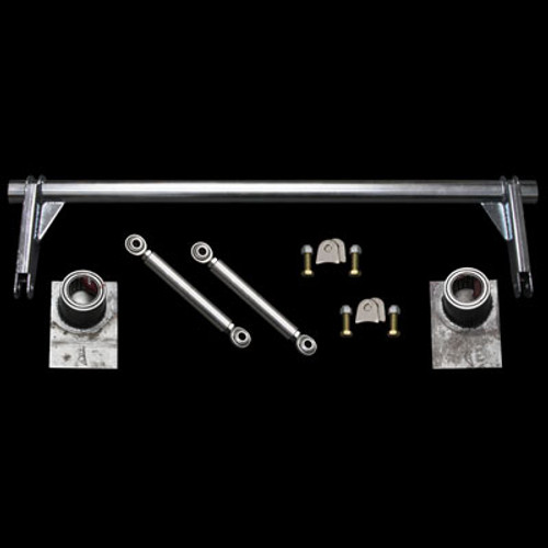 UPR- 1979-2004 Ford Mustang Pro Series Chrome Moly Anti Roll Bar Kit