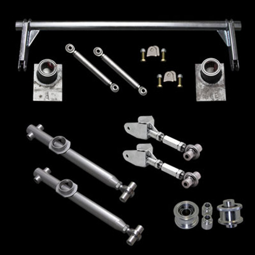 UPR- 1979-2004 Ford Mustang Pro Series Chrome Moly Rear Suspension Kit