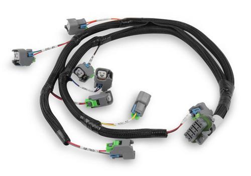 Holley- EFI Modular Injector Harness ( USCAR / EV6 )
