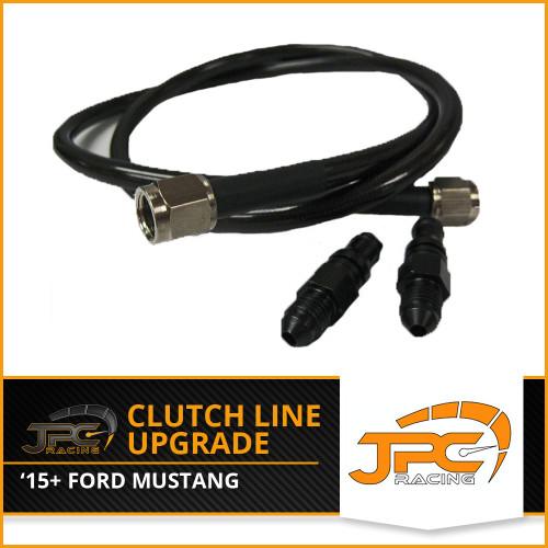 JPC- 2015-up Mustang GT BLACK Clutch Line Upgrade
