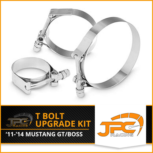 JPC- 2015-2017 Mustang GT T-bolt Upgrade Kit for Paxton Superchargers