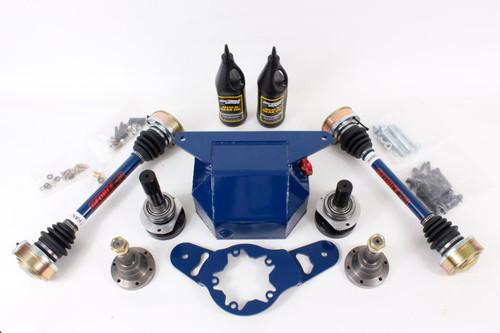 GForce- Mustang S550 (2015+) 9″ IRS Kit