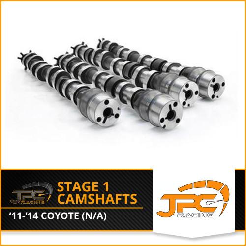 """JPC- Custom NA Coyote Camshafts  """"2011-2014"""""""